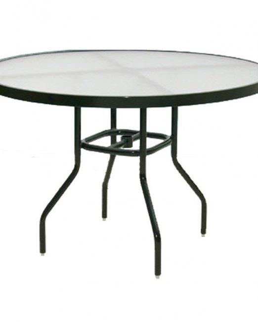 Acrylic Dining Table (42-0