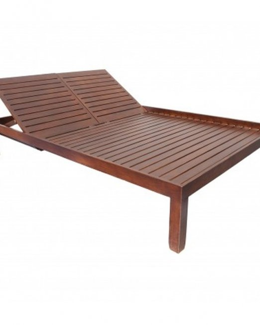 Apex Aluminum Deep Seating Double Chaise Lounge-0