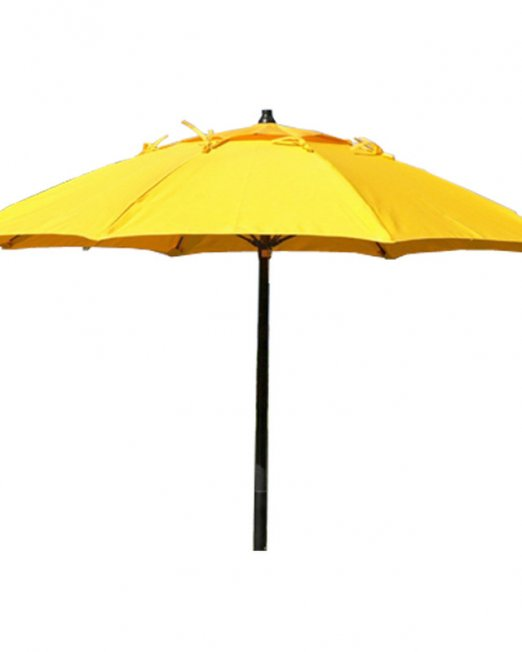 9' Pulley Deluxe Market Umbrella-0