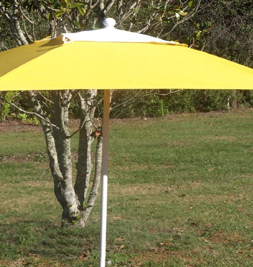 FL7SQ Mandarin 7' Square Umbrella-0