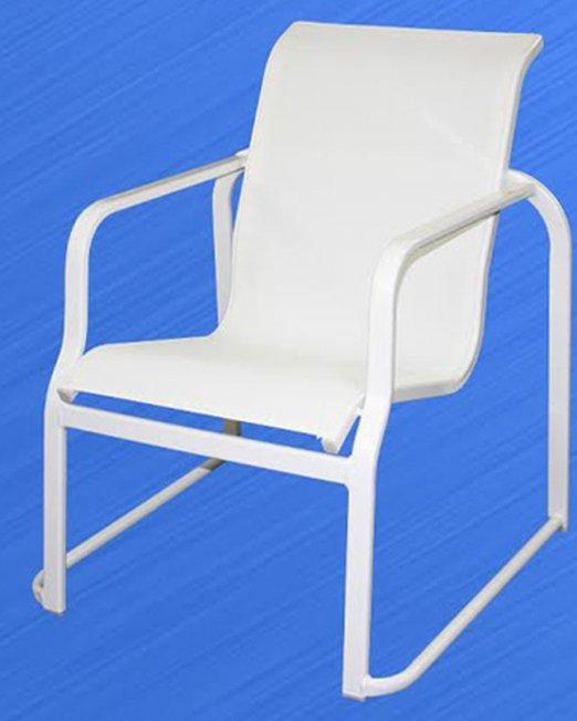 7755 Islander Sled Based Chair-0