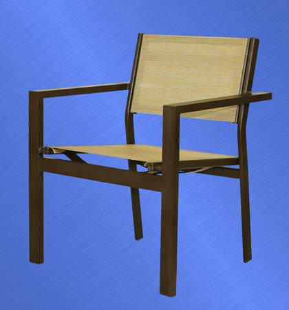 Hermosa Sling Dining Chair-0
