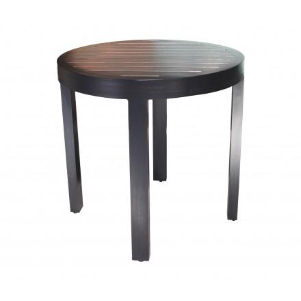 Estate Aluminum Deep Seating Side Table-0