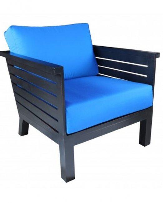 Apex Aluminum Deep Seating Love Seat Chair-0