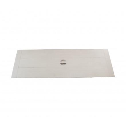 Monaco Aluminum Deep Seating Firepit Cover -0