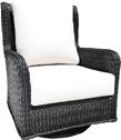 Hudson Wing Swivel Chair