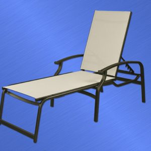 Equus Chaise Lounge