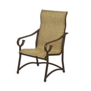 Sanibel High Back Chair