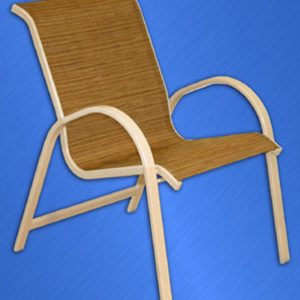 Palisades Sling Dining Chair