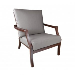 Mission Aluminum Deep Seating Lounge Chair