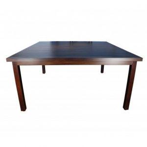Monaco Aluminum Deep Seating 60 inch Square Dining Table