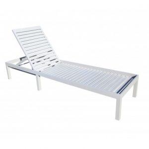 Still Aluminum Deep Seating Chaise Lounge