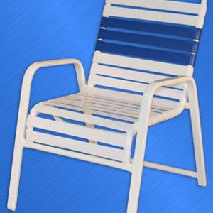 350 Classic Strapped Chair
