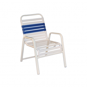 Rio Horizontal Strapped Chair