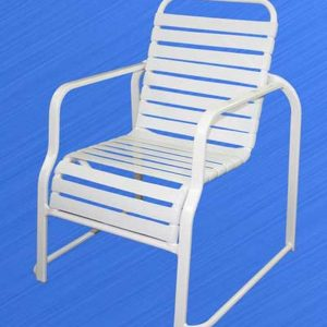 355 Classic Sled Based Chair