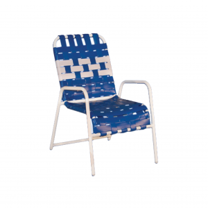 Belize Cross Strap Dining Chair