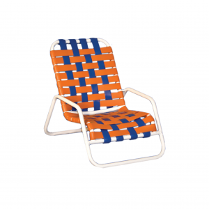 Belize Cross Strap Sand Chair