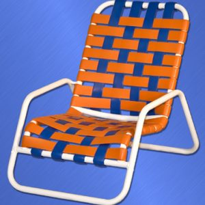 Classic Cross Strap Sand Chair