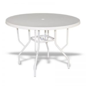 Fiberglass Dining Table (42