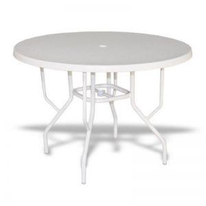 Fiberglass Dining Table (42