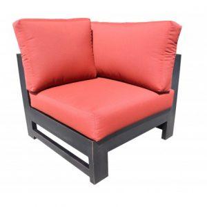 Aura Aluminum Deep Seating Corner