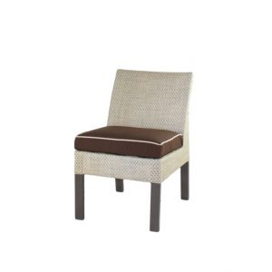 Serenity Dining Chair (Armless)