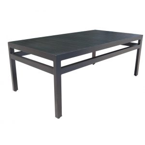 Rosedale Aluminum Deep Seating Coffee Table
