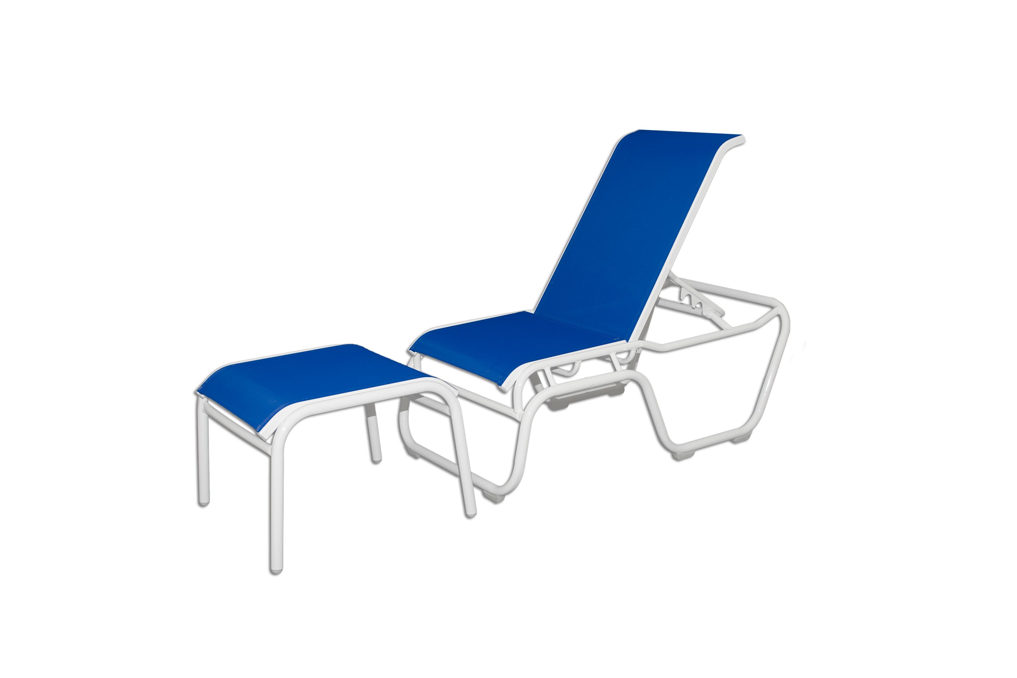 Miami Mini Lounge With Ottoman Sunbrite Outdoor Furniture
