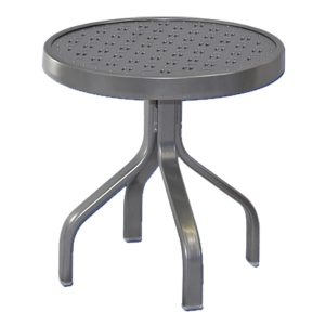 Hilo Aluminum 18 inch Side Table