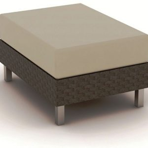 Radiant Linear Ottoman Section