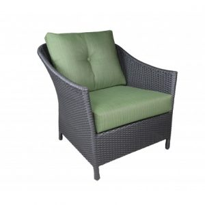 Luna Wicker Deep Seating Chair
