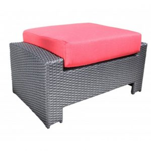 Bimini Wicker Deep Seating Ottoman