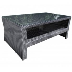 Bimini Wicker Coffee Table