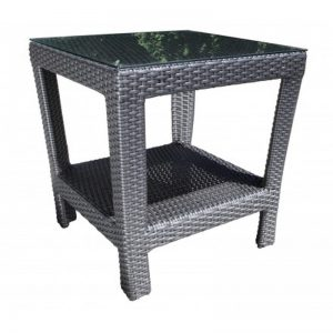 Bimini Wicker Side Table