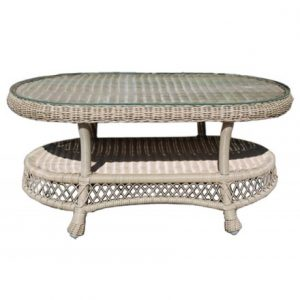 Horizon Wicker Coffee Table