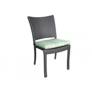 Chelsea Wicker Side Dining Chair (Armless)