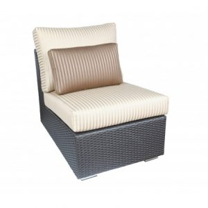 Chelsea Modular Wicker Deep Seating (Straight Slipper)