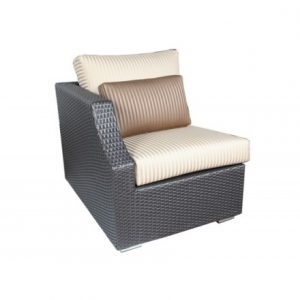 Chelsea Modular Wicker Deep Seating Left Module