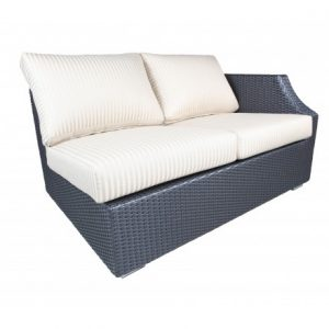 Chelsea Modular Wicker Deep Seating Double Right Module