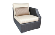 Chelsea Modular Wicker Deep Seating Right Module