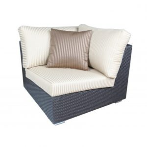 Chelsea Modular Wicker Deep Seating Corner Module
