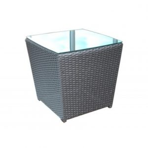 Chelsea Wicker Deep Seating Side Table