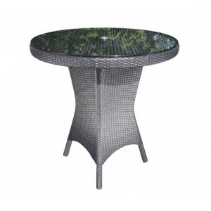 Solano Wicker Deep Seating 42 inch Bar Table