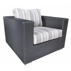 Chorus Wicker Deep Seating Chair