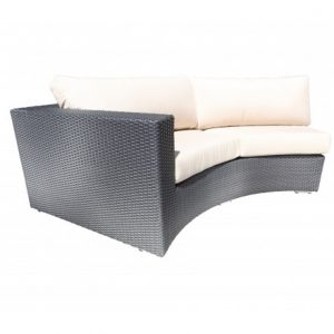 Chorus Modular Wicker Deep Seating (Left)