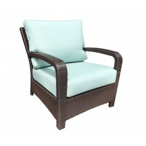 Solano Wicker Deep Seating Chair