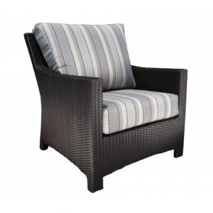 Flight Wicker Deep Seating Chair