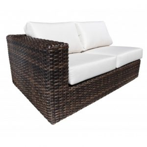 Louvre Modular Wicker Deep Seating Left Module