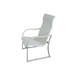 Caribbean Dining Chair (High Back)