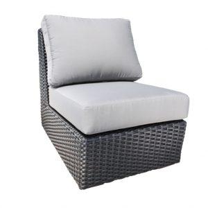 Brighton Slipper Chair